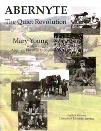 The Quiet Revolution. Mary Young with Abernyte Heritage Group